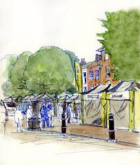 York Food Festival, Parliament Street, York