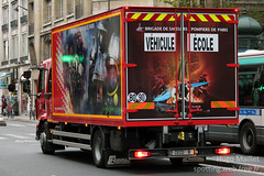 BSPP | Renault Midlum (spottingweb) Tags: spotting spotted spotter spottingweb vhicule vehicle france camion lorry truck pl poidslourd pompier sapeurspompiers sdis secours intervention urgence incendie sp spv servicedpartementaldincendieetdesecours engin gyrophare victime bless vacuation fire firebrigade firedepartement firefighter 18 rescue emergency bspp paris