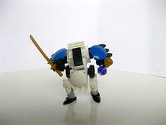 Fat Scorpio (Starflower.6) Tags: mfz lego mech game mobile frame zero