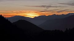 Lagorai range sunset (ab.130722jvkz) Tags: italy trentino alps easternalps lagorai mountains sunset
