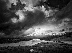 Terrier Lake Lyell _.jpg (Gary Hayes) Tags: australia sunsrisesunset lakelyell lithgow landscape cloudscapes newsouthwales bluemountains