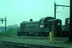 Penn Central 5511 (CPShips) Tags: newark 1976 alco penncentral