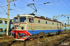 40-0394-3 (Zoly060-DA) Tags: electric romania locomotive 40 394 ea cluj napoca cfr 060 asea calatori