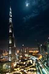 Burj_Khalifa_SZR_23floors_jobyStyle (Dhowayan (Abu Yara)) Tags: longexposure dubai nightshot tokina joby gorillapod burjkhalifa