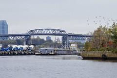 r_121024478_rkcrik_a (Mitch Waxman) Tags: newyorkcity ny newyork unitedstates tugboat newtowncreek newyorkharbor kosciuszkobridge hubertbays dukbo maspethnewyork