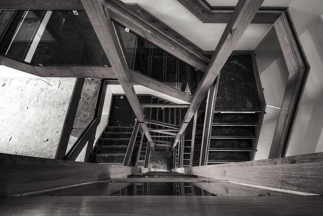 staircase monastery