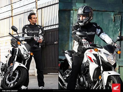 Honda-CB500F-Motorcycle