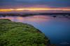 Sorrento Back Beach Sunset (Enzo Sgroi) Tags: ocean longexposure sunset water landscape moss rocks victoria sorrento singhray varinduo