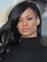 Rihanna ' s long black hairstyle custom (Sourcewill.com) Tags: celebrity beauty fashion hairstyle rihanna humanhairwigs fulllacewigs trendyhairstyle celebritywigs celebritylacewigs celebrityshairstyle