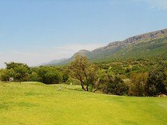 Sheer Slopes of the Magaliesberg (Cathlon) Tags: mountains green golf landscape southafrica tdt valley golfcourse far steep distant magaliesberg sheer odt magaliespark ourdailytopic