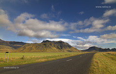 Landscape Iceland -  Road in South Iceland (Neloy) Tags: road nature landscape iceland icelandlandscape neloy canon7d tokina1116