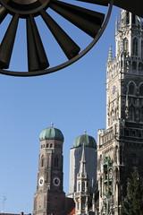 Mnchen 2012 (twafoto) Tags: michaeljackson sofitel theatinerkirche asamkirche liebfrauenkirche bayerpost