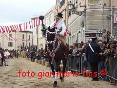 SARTI 6.02.05 (72) (gianmariofais) Tags: e su sa carnevale giostra oristano sartiglia maju puppia equestre componidori