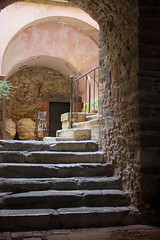 magic stairs (Marco Brunetti) Tags: italy stairs focus pentax pov sicily castelbuono kx sigma1770
