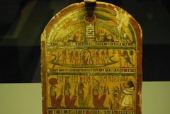 Funerary stele of Tentpessumedju (konde) Tags: ba isis osiris stela anubis ancientegypt nepthys lateperiod whitecrown rahorakte tentpessumedju mummiesajourneytothehereafter