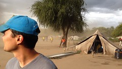 The Resilience and Dignity of Refugees in South Sudan (UNHCR) Tags: africa camp rain tents southsudan refugees tent staff help aid sandstorm shelter protection assistance unhcr refugeecamp sudaneserefugees humanitarianworker unrefugeeagency unitednationsrefugeeagency humanitarianworkers unhighcommissionerforrefugees dororefugeecamp