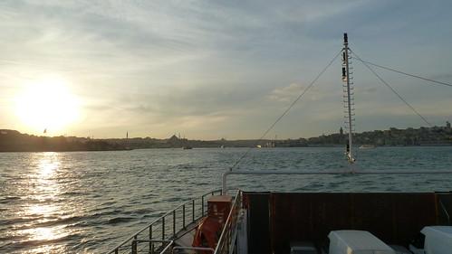 Round Trip Across the Bosphorus