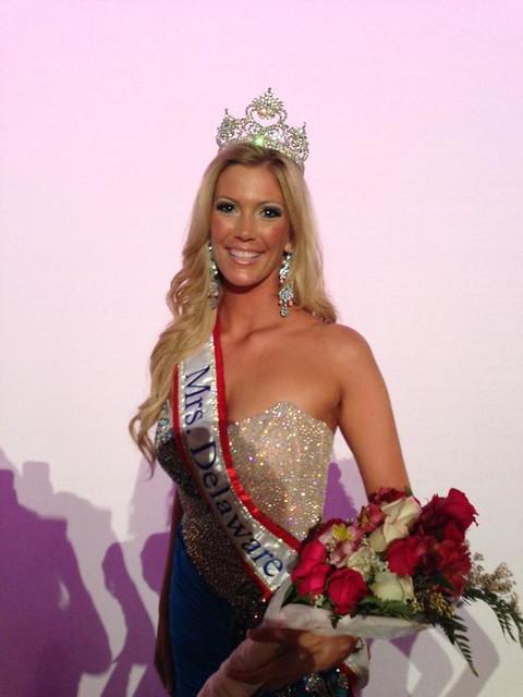 Mrs. Delaware 2013