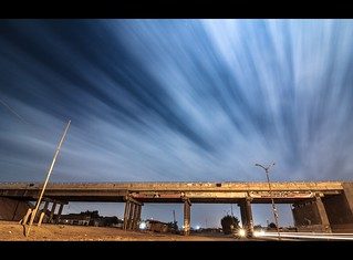 Sadiqabad overhead bridge