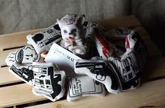 More Cat Toys... (made by mauk) Tags: cat toy screenprint sewing craft catnip yudu madebymauk maukrulz