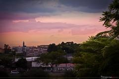 Cu de aquarela (Pedro Lemoine) Tags: sky sol colors canon de eos is do magic cu pedro ii hour hora fim usm por tarde 70200mm aquarela colorido lemoine magica f28l 60d