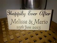 Handmade  Shabby Chic/distressed signs (Osborne Signs & Wall Art) Tags: spurs vinyl wallart signwriting
