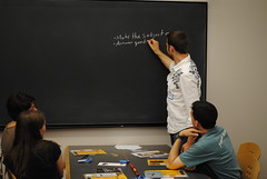Teaching Assistant Orientation (TAO) 2011