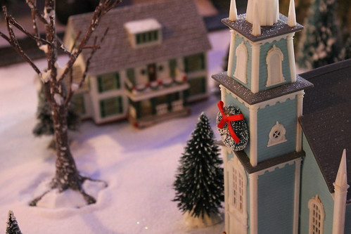 An Old-Fashioned Christmas Exhibit