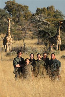 Namibia Luxury Hunting Safari 40