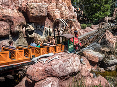 "Big Thunder Mountain - Disneyland • <a style=""font-size:0.8em;"" href=""http://www.flickr.com/photos/85864407@N08/8249069730/"" target=""_blank"">View on Flickr</a>"