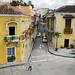 Vie della città vecchia di Cartagena
