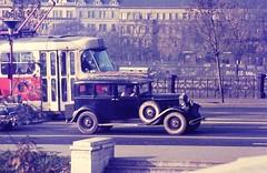 PRAHA Oct. 1970 pic03 (streamer020nl) Tags: auto car prague tram prag praha praga alfa 17 cs iloveyou 1970 czechoslovakia praag strassenbahn skoda tatra moldau cssr vlatava cesko ceskoslovensko mamterad