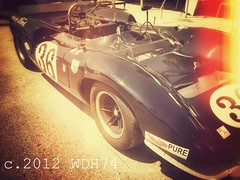 Lola (William 74) Tags: classiccar roadamerica oldcar sportscar racingcar canam britishcar vintageracing collectorcar historicracing lolat70 phoneography iphone4s snapseed uploaded:by=flickrmobile flickriosapp:filter=nofilter