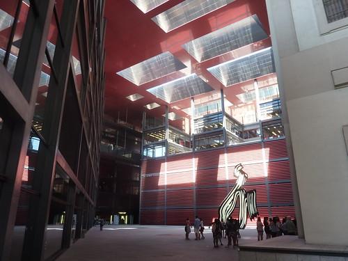 Thumbnail from Queen Sofía Art Center