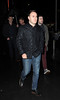 Alan Halsall at the 'Coronation Street' Christmas party Manchester