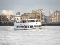 London - Thames River Traffic (DarloRich2009) Tags: uk greatbritain england london thames boat ship unitedkingdom gb riverthames cityoflondon cityofwestminster mercuria tinnemans westminsterpartyboats