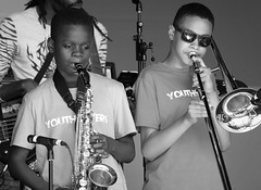 Youthsayers (Maria_Lo) Tags: musicians music london lambeth festival brixton youthsayers
