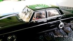 Mercedes Benz 250SE Pic 2 (Eastbtm - I am back online again. :)) Tags: mercedes benz 250se scale 143 british secret agent james bond actor roger moore octopussy