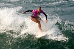 Maddie Peterson (Kevin MG) Tags: usa huntingtonbeach orangecounty vans usopen surf surfboard surfer surfing girls junior semifinals teens young youth pretty cute professional wsl california