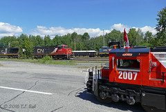 Capreol Days 2016 (Ramblings From The 4th Concession) Tags: panasonicfz1000 capreolont capreoldays2016 obie cnrail