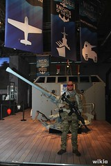 Wikia-Gamescom-2016-104 (avatar-1) Tags: gamescom2016 gamescom 2016 cologne köln wikiagc gc16 fandom warthunder gaijin cosplay military canon gun
