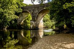 Rothern Bridge c15th Century. (Envy Photographic) Tags: bridge pov prime 24mmf28 canoneos 550d nigelvaux northdevon england ancient rivers torridge architecture arches