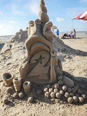 EVENT: AIA Sandcastle 2016 - 083 (@iseenit_RubenS | R.Serrano Photography) Tags: aia aiasandcastle 2016 galveston texas kirksey kirkseynews kirkseygram iseenitrubens sony dsctx30 beach sandcastle dory nemo