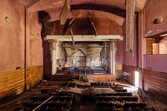 No Encore (Timeless Seeker) Tags: theatre lost decay abandoned urbex