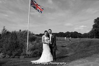 St Thomas Church & Eccleston Park Golf Club - Heather & Mike - 5th August 2016