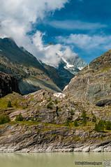 Groglockner peak (Pe_Wu) Tags: winkl krnten austria grosglockner peak highest mountain alps snow rocks at outdoor tauern lake see stausee margaritzen ngc