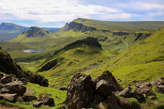 The Ridge, Skye (Ramireziblog) Tags: ridge skye mountain rocks lake landscape landschap schotland