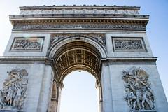 Arc de Triomphe (mionnay) Tags: 2016 paris arcdetriomphe monument neoclassicism architecture
