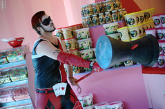 Arley Quinn (bax390) Tags: cosplay cosplayer harleyquinn