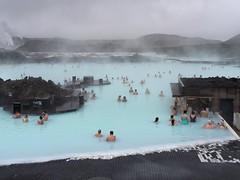 Blue Lagoon (Pierre  VanCouver) Tags: hotsprings iceland sland islande